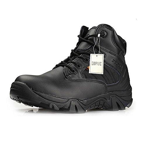 Skechers (Skees) Palen-Cleren, Zapatos Hombre, Marrón (DKTP), 45 EU