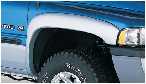 Bushwacker 50011-02 Dodge OE Style Fender Flare - Front Pair