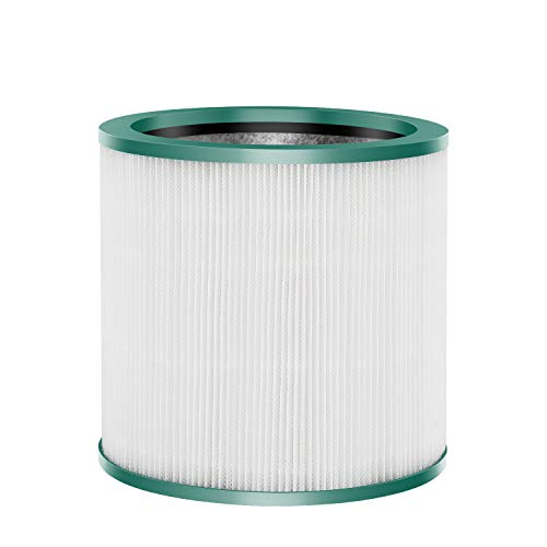isinlive Replacement Filter Compatible Dyson Pure Cool Link TP02 TP03 Dyson Tower ()