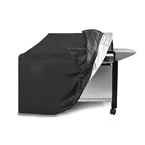 BravoTeam Grill Cover 26x31 Inch Gas Grill Covers Heavy Duty Waterproof BBQ Cover for Weber Holland Jenn Air Brinkmann and Char ()