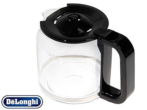 DeLonghi Carafe / Jug for Coffee Machines ICM15210 ICM15210.1 * Genuine DeLonghi Spare Part*