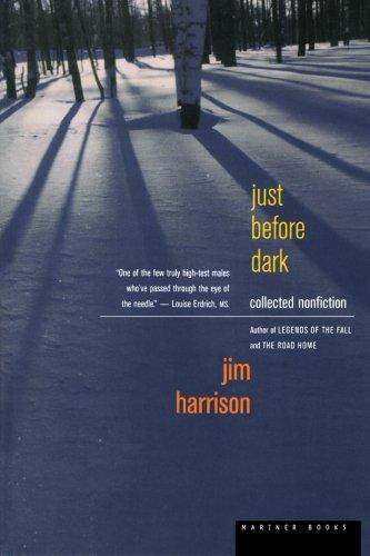 Just Before Dark