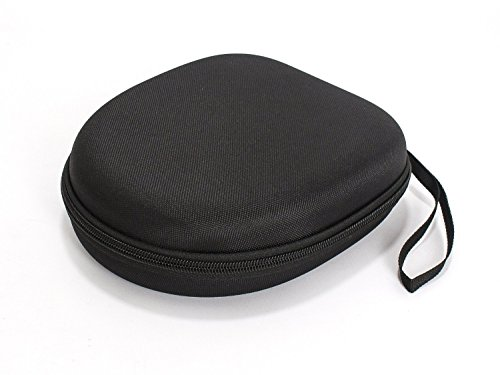 Ginsco Headphone Carrying Case Storage Bag Pouch for Sony MDR-XB950B1 XB650BT Sennheiser HD202 Bose AE2w Grado SR80