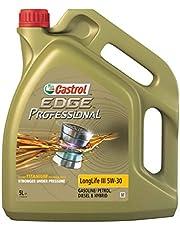 Castrol 15AC4A 157EA5 Professional Edge LL III 5W-30, 5 liter