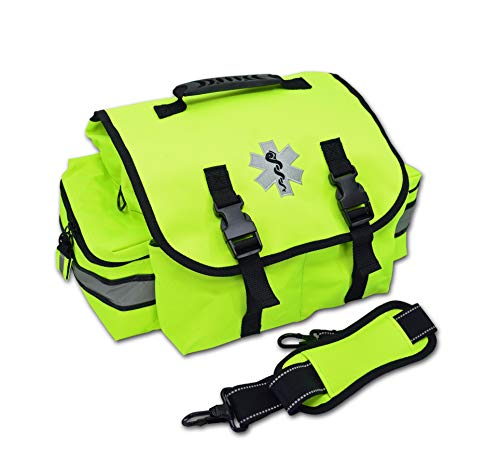 - Lightning X Small EMT Medic First Responder Trauma EMS Jump Bag w/Dividers (Fluorescent Yellow)