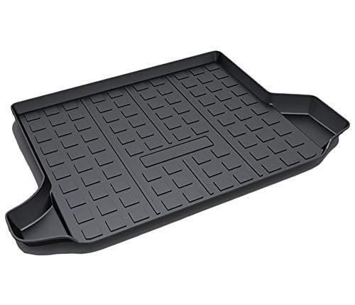 Kaungka Cargo Liner Rear Cargo Tray Trunk Floor Mat Waterproof Protector for 2018 GMC Terrain Chevrolet Equinox