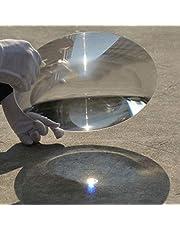 SPRINGHUA 255mm grote optische Plastic Solar Fresnel Lens PMMA Brandpuntsafstand 90mm 400mm 1000mm Plane Magnifier, Solar Concentrator Lenzen (Diameter : 255mm, Focal Length : 90mm)