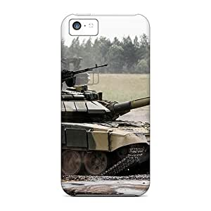 (bqg19584gsJo)durable Protection Cases Covers For Iphone 5c(russian T 90 Tank)