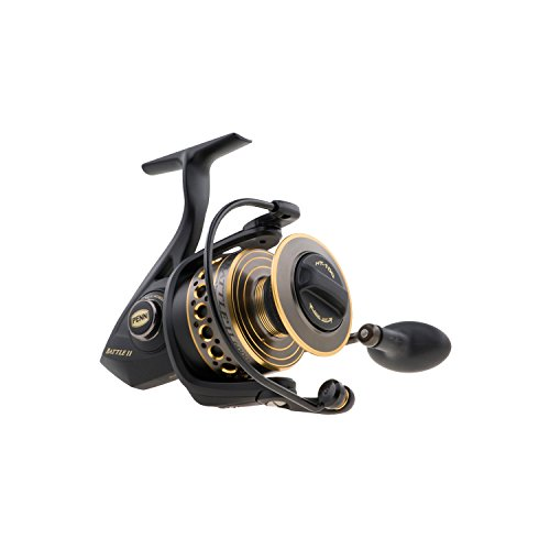 Penn 1338217 Battle II 2500 Spinning Fishing...