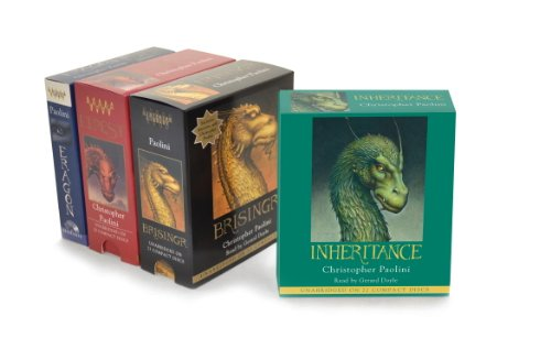 The Inheritance Cycle Audiobook Collection by Listening Library (Audio)