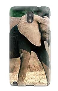 Fashion Protective Elephant Wallpaper Case Cover For Galaxy Note 3 wangjiang maoyi