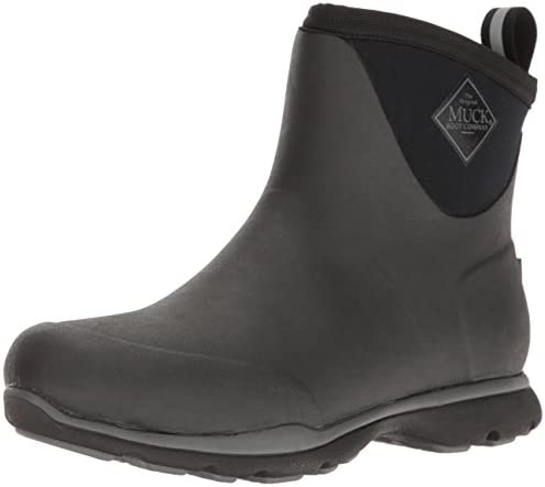 Muck Boot Arctic Excursion Men's Rubber Winter Ankle Boot