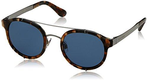 Dolce & Gabbana Sonnenbrille (DG2184) BLUE HAVANA