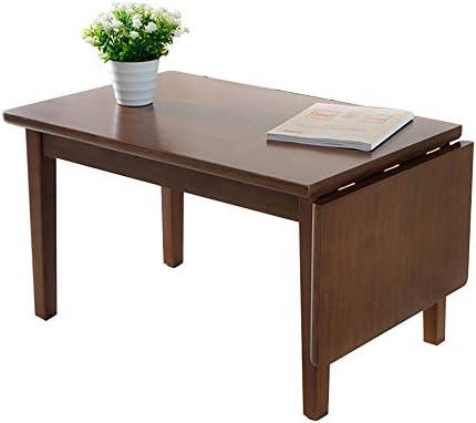 ZR Tavolo da Parete- Tavolo A Scomparsa Multifunzione, Tavolino Rettangolare – Tavolino in Legno Massello -Salva Lo Spazio
