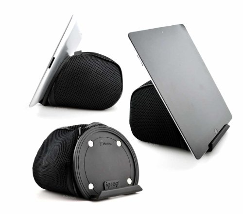 IProp iPad Bed & Lap Stand by iProp; Bean Bag Universal Tablet Holder