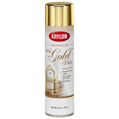 8 Oz Premium Metallic Spray Paint Gloss [Set of - Frames Spray Glasses Paint