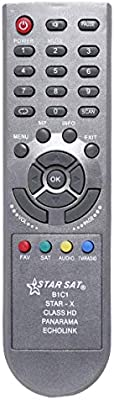 Starsat Receiver Remote Control: Amazon com: Chand_mansoor