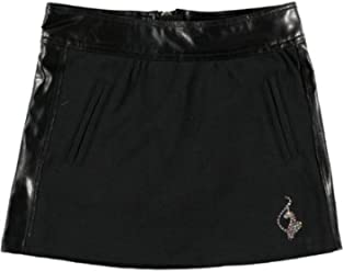 1a02d8e9d Baby Phat Girls' Mixed Media Skirt