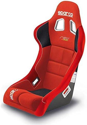 Sparco 00814 FRS Rev Rojo Agarre Asiento: Amazon.es: Coche y moto