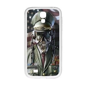 ZXCV rattlehead Phone Case for Samsung Galaxy S 4