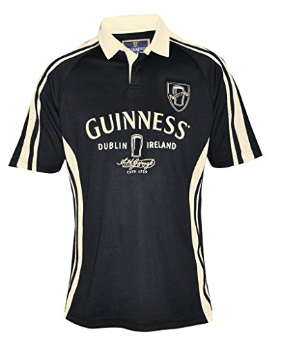 Arthur Guinness Signature Performance Rugby Jersey (Jersey Vintage Rugby)