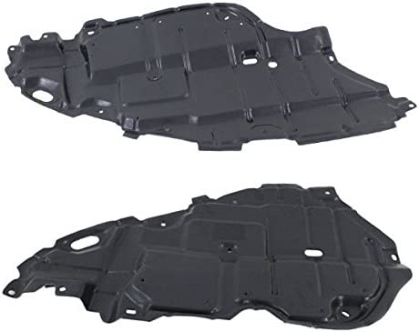 Koolzap For 07-11 Camry Engine Splash Shield Under Cover LH Driver TO1228170 5144206100