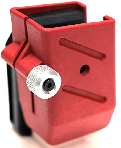 H World Shopping Tactical Assault Shooting Gear Big Dragon IPSC Pistol Magazine Pouch HOL-012 RED -