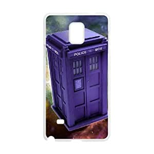 Samsung Galaxy Note 4 Cell Phone Case White Doctor Who tdee