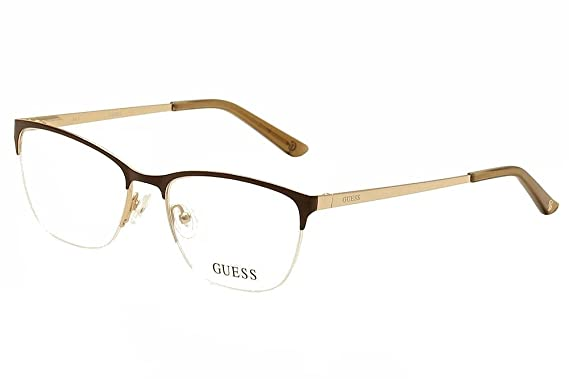 79f060ee834ac Eyeglasses Guess GU 2543 GU2543 045 at Amazon Men s Clothing store