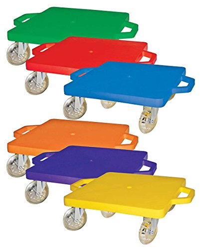 16'' HD Fast Action Scooters Set of 6 by Great Lakes Sports