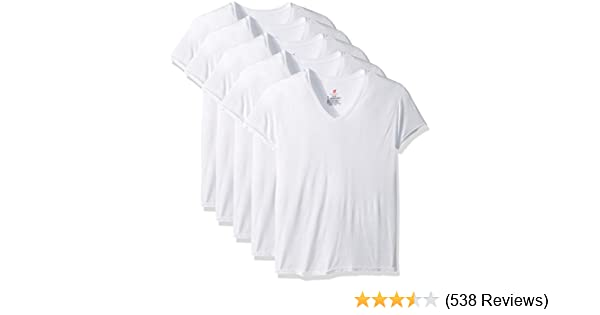 Pick SZ//Color. Tops 12-Pack Crew T-Shirt Hanes Red Label Mens Underwear