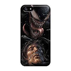 Great Hard Cell-phone Case For iphone 4s (eZg6532NeKY) Support Personal Customs Nice Venom Skin