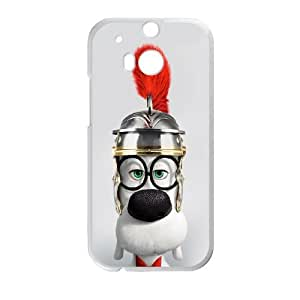 mr peabody dog mr peabody sherman movie HTC One M8 Cell Phone Case White Customize Toy zhm004-7407546