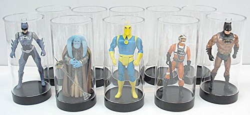 Protech Acrylic Cylinder Display Case for Star Wars, GI Joe and Other Qty of -