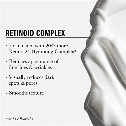 Olay Regenerist Retinol 24 Max Moisturizer, Retinol 24 Max Night Face Cream + Olay Regenerist Micro-Sculpting Cream Face Moisturizer + Whip Face Moisturizer Travel/Trial Size Gift Set