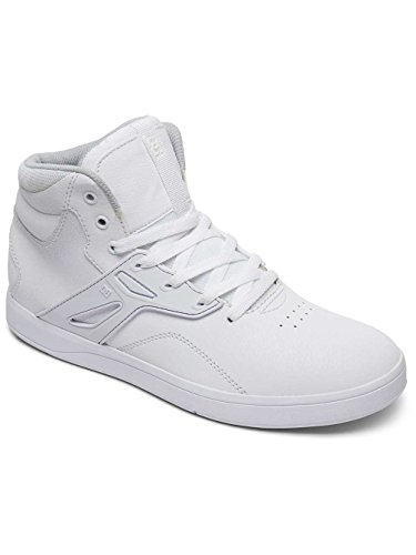 DC Shoes Frequency High - High-Top Shoes for Men ADYS100410 White JKXZhRu