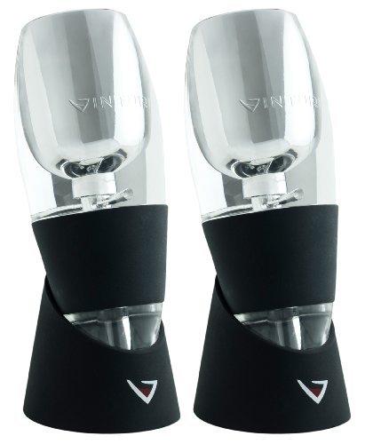 Vinturi Essential Red Wine Aerators, Set of 2 by Vinturi