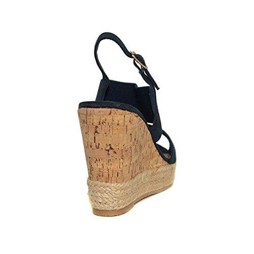 Sandalia de mujer - Refresh modelo 63575 - Talla: 37