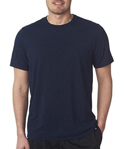 NEW! Gildan Dry Fit Mens Large L Adult Performance Short Sleeve T-Shirt ()
