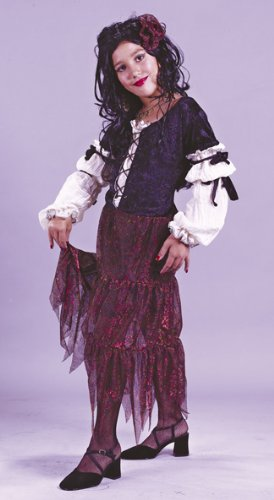 Child Gypsy Rose Peasant Costume - Small (4-6)_
