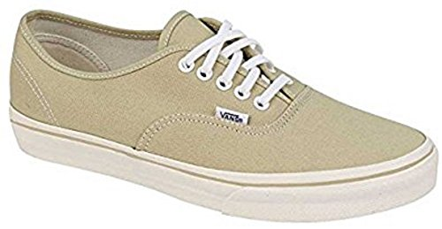 Vans Authentic Khaki Authentic White Khaki Vans True R4fSq