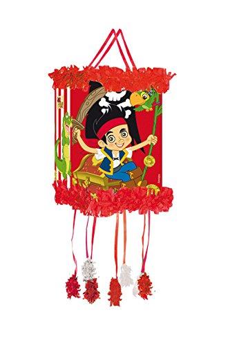 Jake Y Los Piratas - Piñata Viñeta, 20X30 cm (Verbetena 014001211)