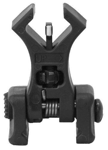 Diamondhead-USA-Polymer-Front-and-Rear-Flip-Up-Sights-with-NiteBrite-and-Diamond-Integrated-Sighting-System