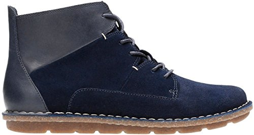 US Color Clarks B 8 M Size Navy Key Tamitha Womens Low Boot rW0w6rzvq