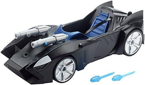 Batman Batmobile Toy Vehicle Car Justice League Metal DC Comics Kids Children