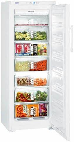 Liebherr - Congelador vertical gn2723 no frost: Amazon.es: Hogar