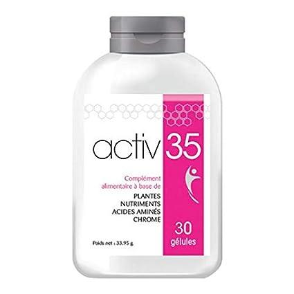 activ35, la gélule para Maigrir, mecánica para la Mujer de Plus de 35 años