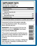 Green Pasture Blue Ice Cod Liver Oil Cinnamon