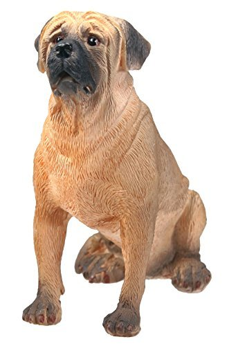 YTC Mastiff Dog - Collectible Statue Figurine Figure Sculpture Puppy