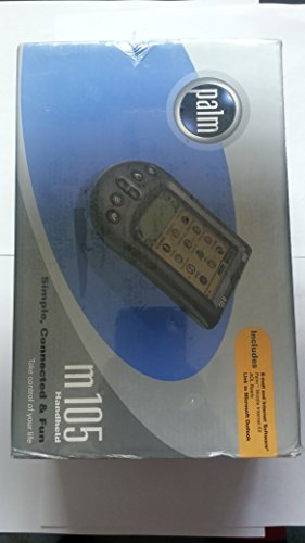 PalmOne m105 Handheld by Palm